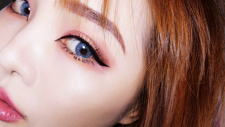 【彩妝】許白內障隱眼一個歐美妝X重生乾掉膠筆秘技